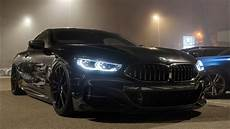 bmw m850i v8 coup 233 with 530hp 750 nm loud startup revs youtube