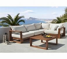 canape exterieur bois salon de jardin d angle en 2018 mobilier jardin