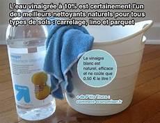 nettoyer sol lino vinaigre blanc quot certainement le meilleur nettoyant naturel pour vos sols quot