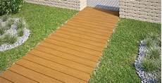 Gartenweg Aus Holz - gartenweg anlegen einfahrt pflastern obi gartenplaner