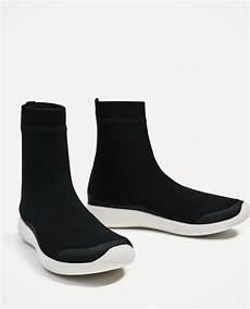Zara 3cm Black deportivo calcet 205 n my style en 2019 zapatos
