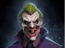joker 3d hd artist 4k wallpapers images