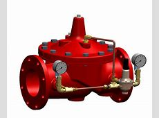 Pressure Reducing Valves   90 21 Fire Protection Pressure