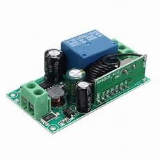 Ktnnkgtuya Remote Wifi Switch 220v by 315mhz 433mhz 220v 10a 1ch Channel Wireless Relay Remote