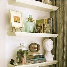 floating shelves nichefix