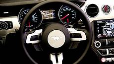 New 2015 Ford Mustang Interior