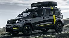 2018 Peugeot Rifter 4x4 Concept Wallpapers And Hd Images