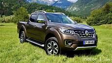 Essai Renault Alaskan 2017 Le Up Quot Made In Quot