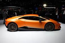 lamborghini shows huracan performante telemetry data to confirm ring time carscoops