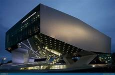Porsche Museum Stuttgart Germany E Architect