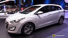 hyundai i30 cw kombi 2015 hyundai i30 wagon 1 6 gdi vertex exterior and