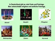 bräuche in deutschland презентация по немецкому языку на тему quot die feste und