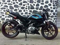 Modifikasi Thunder 125 Fighter by Suzuki Thunder 125 Sport Fighter Modify Gambar Foto