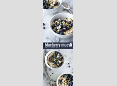 berry nice muesli  gluten free_image