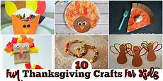 10 fun thanksgiving crafts for kids resin crafts