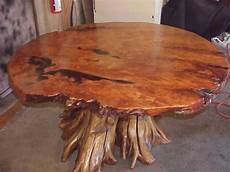 Fresh Decor Tree Root Table Design