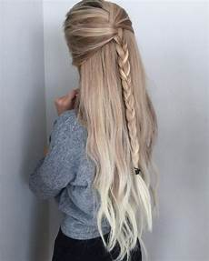 54 cute and easy hairstyles for school for fall and winter page 19 en 2019 peinados