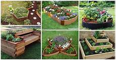 impressive diy flower beds that will decorate your garden