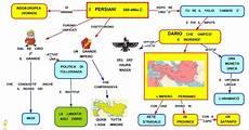 i persiani riassunto mappa concettuale persiani scuolissima