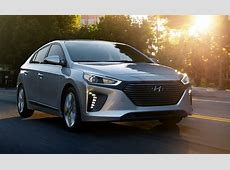 2019 Hyundai Ioniq Plug in Hybrid Interior, Engine