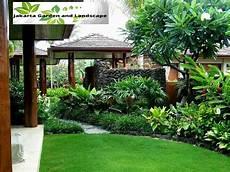 Desain Taman Bali Tukang Taman Jakarta Jakarta Garden
