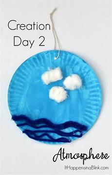 7 days of creation craft sunday school godly