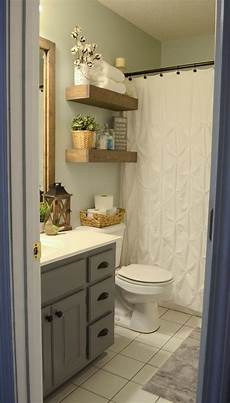 Bathroom Shelf Ideas Above Toilet by 32 Best The Toilet Storage Ideas And Designs For 2019