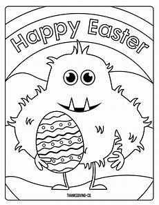 Malvorlagen Ostern Einfach Sweet And Easter Coloring Pages