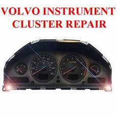 car repair manual download 2002 volvo s80 instrument cluster volvo s80 cluster ebay