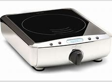 Portable Induction Cooktops & Burners from All Clad, Viking