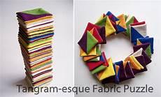 Tangram Kinder Malvorlagen Tutorial Tutorial Tangram Esque Fabric Puzzle