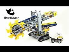 Lego Technic Build by Lego Technic 42055 Wheel Excavator Lego Speed