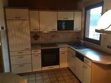 Kühlschrank Für Einbauküche - vollst 228 ndige einbauk 252 che mit marken elektroger 228 ten in