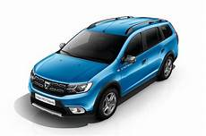 Dacia Logan - new dacia logan mcv stepway on sale now priced from 163