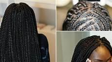 Pre Braided Crochet Hair