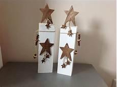 weihnachtsdeko eingangsbereich holz weihnachtsfiguren holzpfosten set sterne weihnachtsdeko ein designerst 252 ck flotterfaden