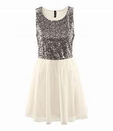 H Und M Kleid - lyst h m dress in white