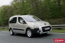 Avis Peugeot Partner Tepee