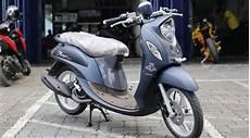 Fino Grande Modif by Yamaha New Fino Grande 125 Intip Reviewnya Disini