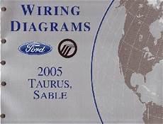 2005 ford taurus mercury wiring diagrams