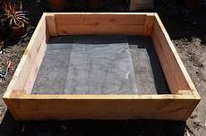 Hochbeet Holz Selber Bauen - build raised garden bed plans on legs diy bookshelf design