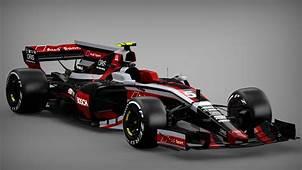 Sean Bull Design Inspired Audi Sport Team Joest Formula