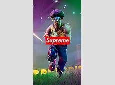 Supreme Fortnite Wallpapers   Top Free Supreme Fortnite
