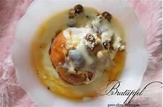 bratapfel ohne marzipan rezept bratapfel ohne marzipan