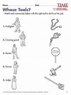 grade 1 community helpers worksheets educa 231 227 o