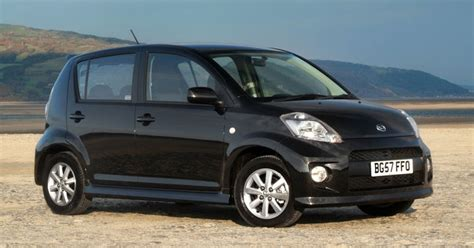 Daihatsu Sirion Car Wallpaper