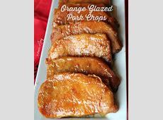 crock pot orange pork chops_image