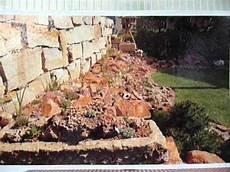 Gartengestaltung Anlegen Und Bepflanzen Eines Steingarten