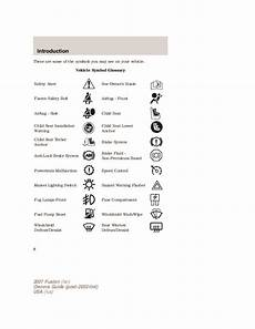 where to buy car manuals 2007 ford e series instrument cluster 2007 ford fusion owners manual