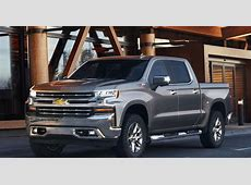 First Look: 2019 Chevrolet Silverado Full Lineup   NY
